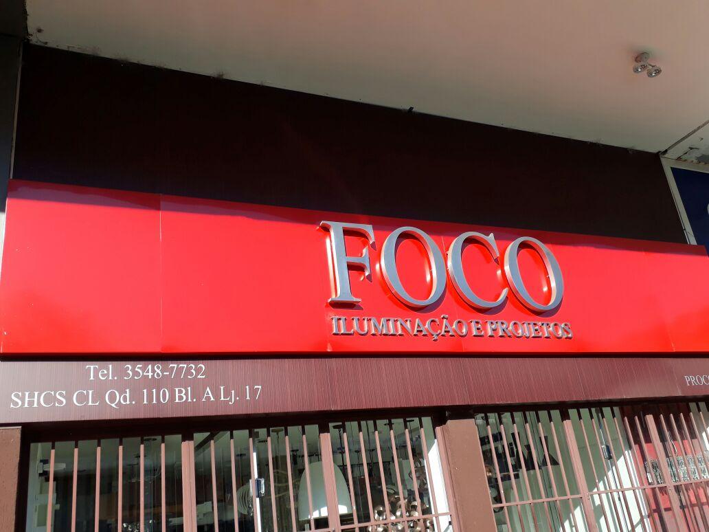 Foco Iluminação e Projetos, Elétrica, Rua das Elétricas, Bloco A, 110 Sul, Asa Sul, Comércio Brasilia