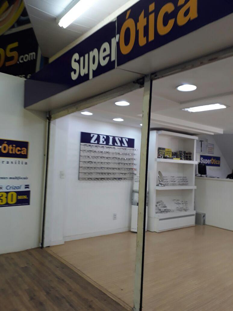 Super Optica, Feira dos Importados de Brasília, SIA, Comércio Brasília