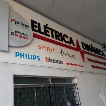 Elétrica Dinâmica, Rua das Elétricas, Bloco B, 109 Sul, Asa Sul, Comércio Brasilia