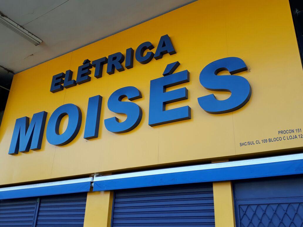 Elétrica Moisés, Rua das Elétricas, Bloco C, 109 Sul, Asa Sul, Comércio Brasilia