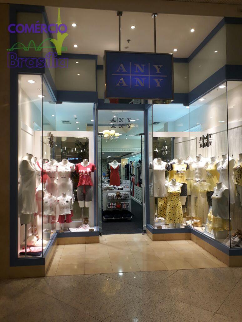 Any Any, Moda intima Feminina, Park Shopping Brasilia, saida sul, Comércio Brasilia