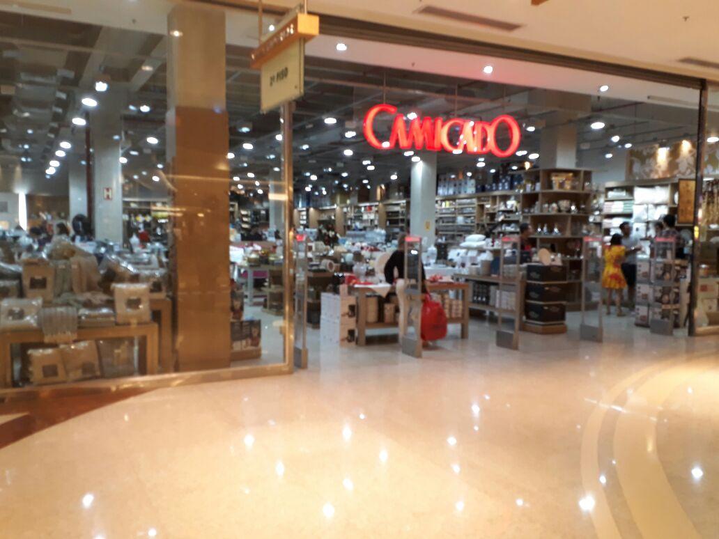 amicado Park Shopping Brasilia, saída sul, Comércio Brasilia
