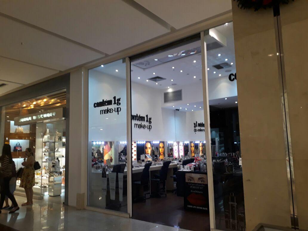 Contem 1 G Make Up, Park Shopping Brasilia, saida sul, Comércio Brasilia