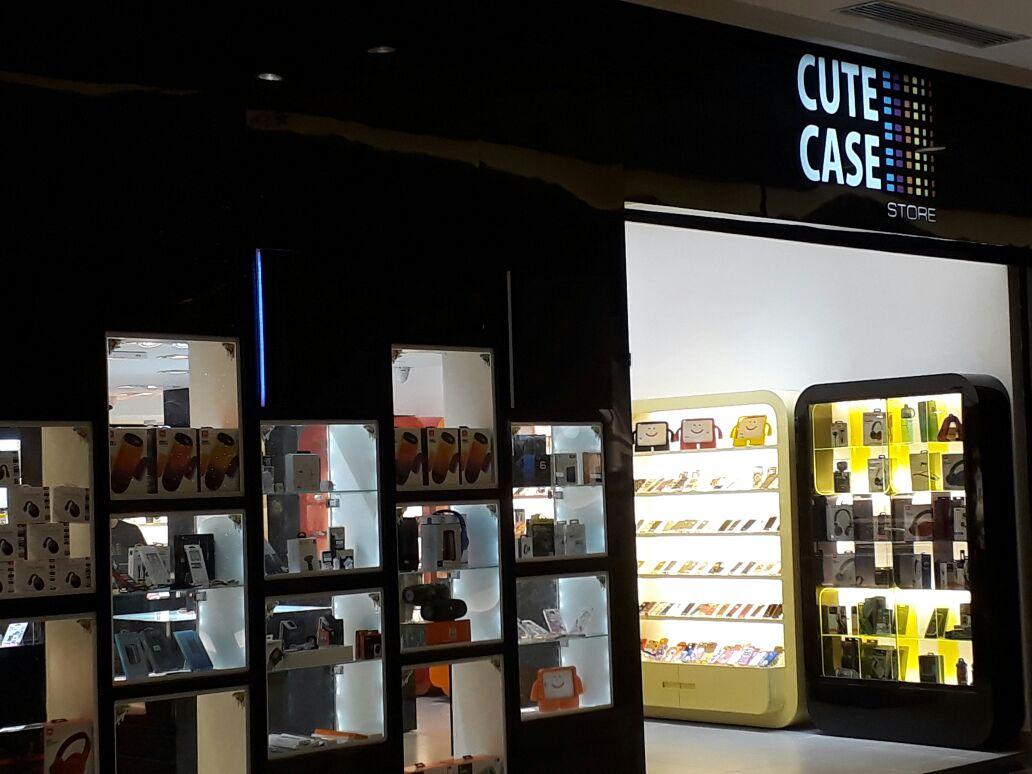 Cute Case, acessórios para celular, Park Shopping Brasilia, saida sul, Comércio Brasilia