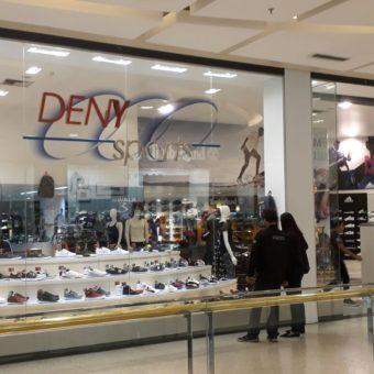 Deny Sports, Park Shopping Brasilia, saida sul, Comércio Brasilia