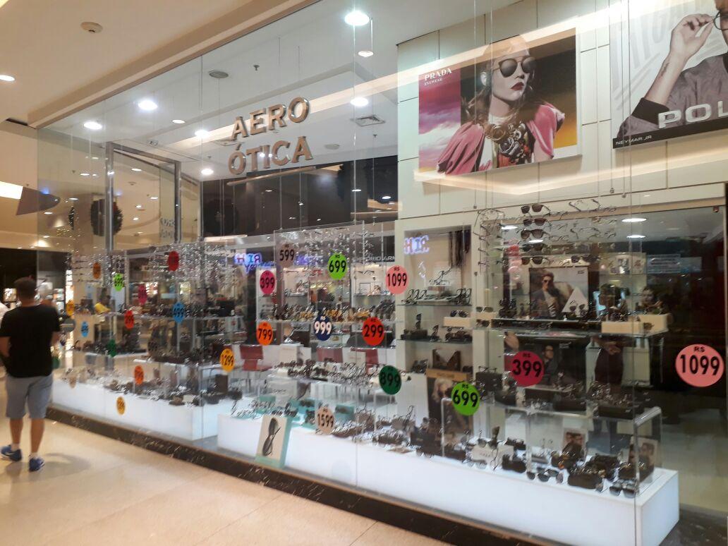 Ero Ótica, Park Shopping Brasilia, saida sul, Comércio Brasilia