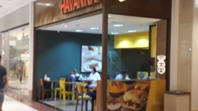 Havanna Park Shopping Brasilia, saida sul, Comércio Brasilia