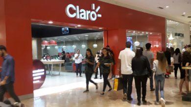 Loja Claro, Park Shopping Brasilia, saida sul, Comércio Brasilia