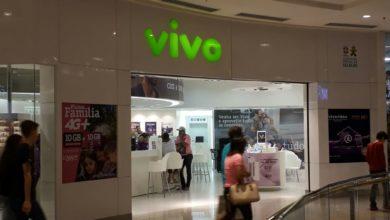 Loja Vivo, Park Shopping Brasilia, saida sul, Comércio Brasilia