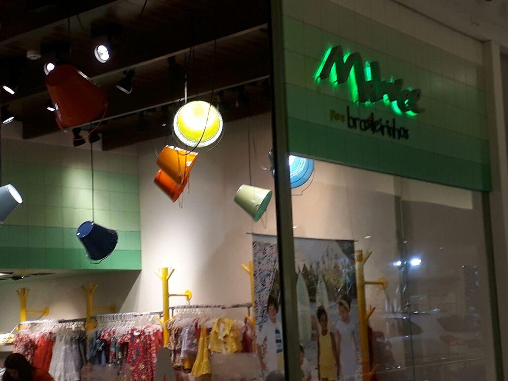 Malhas Malwee, Park Shopping Brasilia, saida sul, Comércio Brasilia