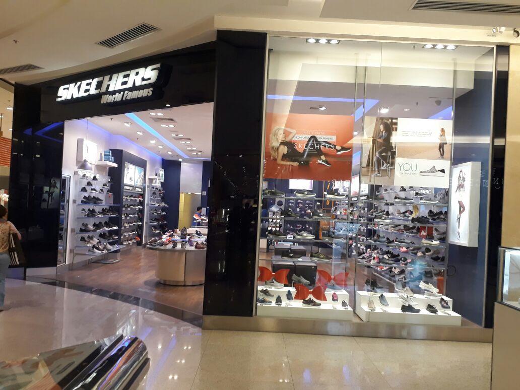 Skechers World Famons, Park Shopping Brasilia, saída sul, Comércio Brasilia
