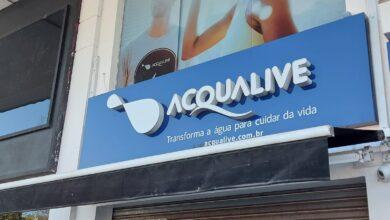 Acqualive, transforma a água para cuidar da vida, Quadra 410 Sul, Bloco B, Asa Sul, Comércio Brasília