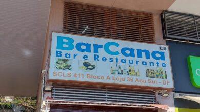 BarCana, Bar e Restaurante, Quadra 411 Sul, Bloco A, Asa Sul, Comércio Brasília