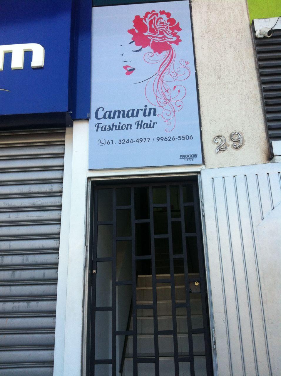Camarim Fashion Hair, CLS 410, Bloco A, Loja 13, Asa Sul, Comércio Brasilia