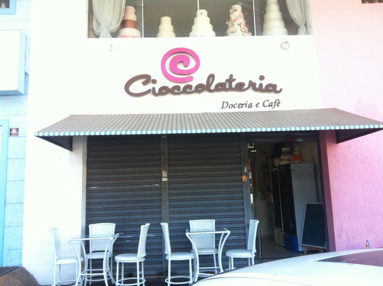 Cia Chocolateria, Doceria e Café, 61 3242-6399, CLS 410, Bloco A, Loja 13, Asa Sul, Comércio Brasilia