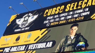 Curso Seleção, Preparatório para concurso Escolas Militares, Quadra 702 703 Norte, Asa Norte, Comércio de Brasília