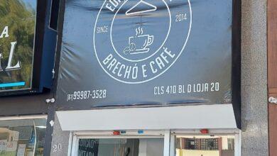 Edição Limitada Brechó e Café, Quadra 410 Sul, Bloco D, Asa Sul, Comércio Brasília