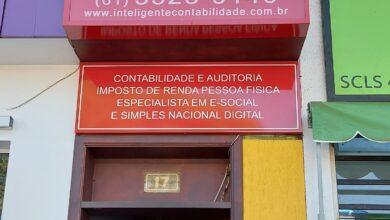 Inteligente contabilidade e auditoria, Quadra 410 Sul, Bloco C, Asa Sul, Comércio Brasília