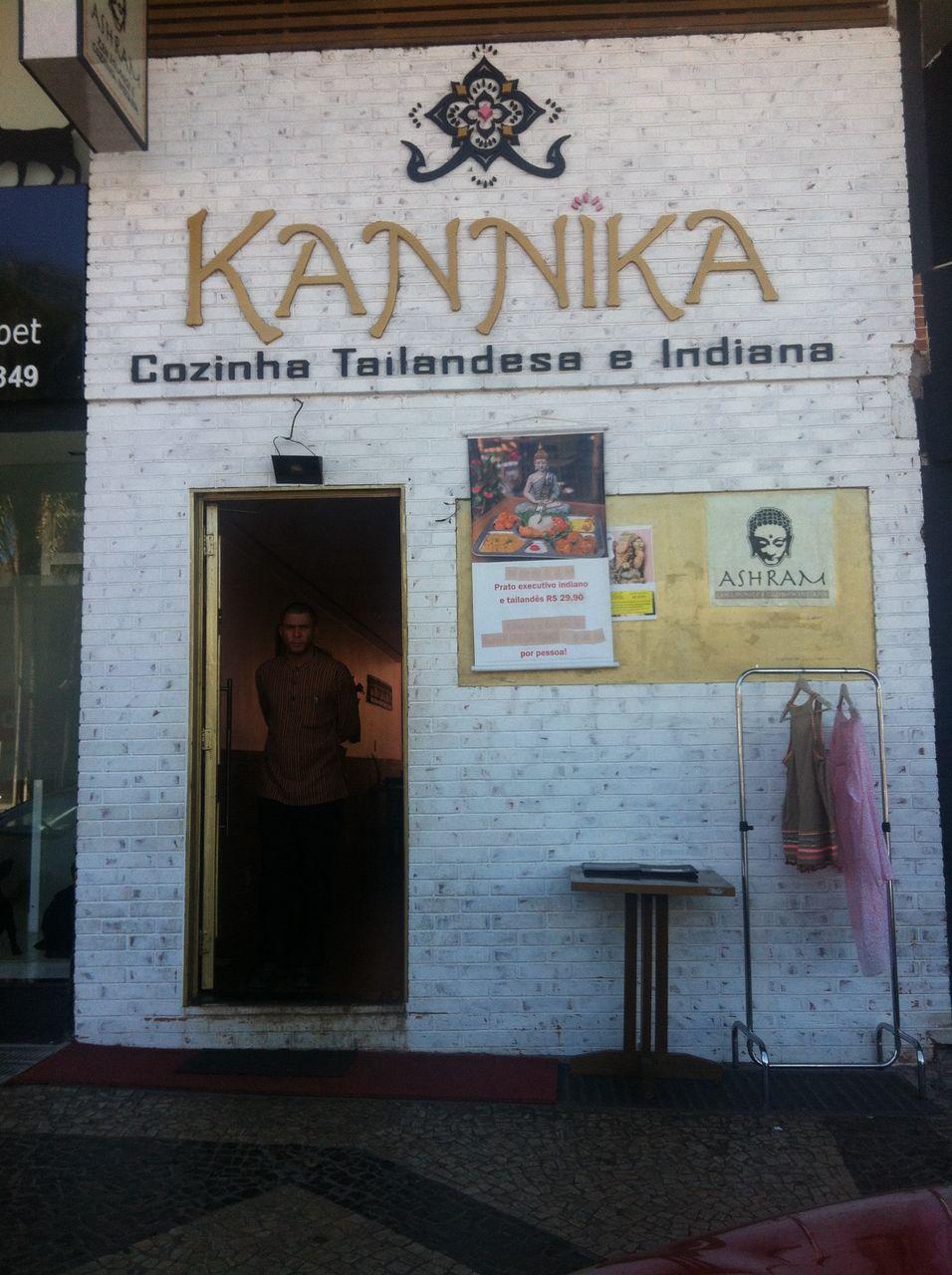 Kannika Comida Tailandesa e Indiana, Quadra 408 Sul, Bloco C, Loja 9, Asa Sul, Comércio de Brasília