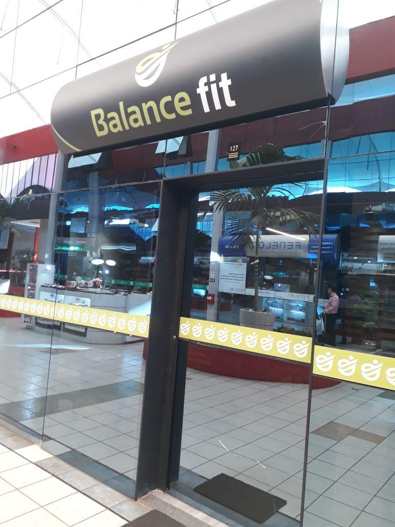 Balance Fit, Academia, Centro Clinico Sudoeste, Brasília-DF