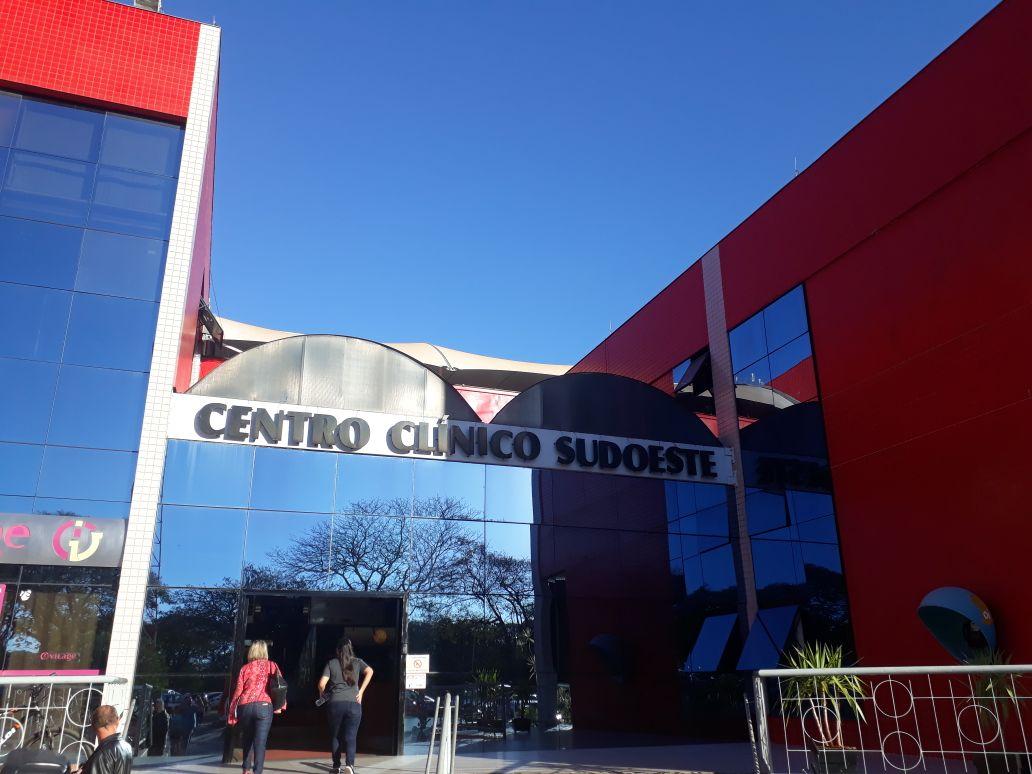Centro Clínico Sudoeste, Brasília-DF