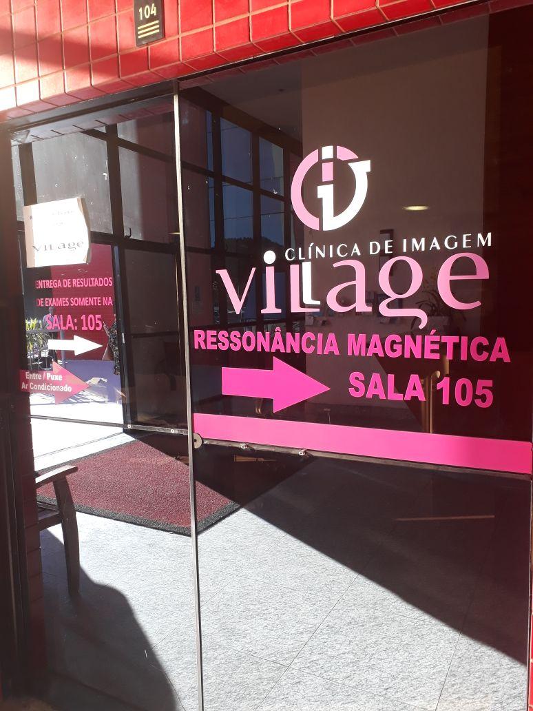Clínica de Imágem, Resonância Magnética, Centro Clinico Sudoeste, Brasília-DF