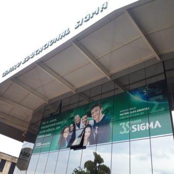 Centro Educacional Sigma, 910 Norte, Asa Norte, Comércio Brasilia