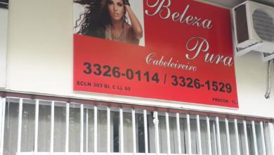 Beleza Pura Cabelereiro, CLN 303, Quadra 303 Norte, Bloco C, Comércio Brasília