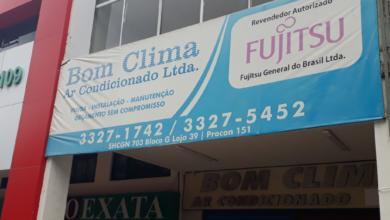Bom Clima Ar Condicionado, Venda, Instalação, manutenção, revendedor autorizado Fujitsu, Quadra 703 Norte, Bloco G, W3 Norte, Asa Norte, Comércio Brasilia