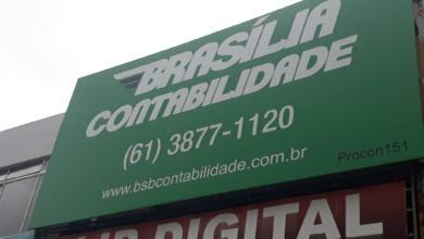 Brasília Contabilidade, Quadra 703 Norte, Bloco G, W3 Norte, Asa Norte, Comércio Brasilia