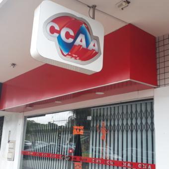 CCAA Curso de Inglês, Quadra 702 703 Norte, Bloco D, Comércio Brasília