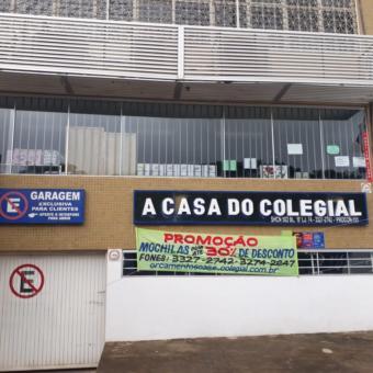 Casa do Colegial, Quadra 502 Norte, Bloco B, Loja 74, W3 Norte, Asa Norte, Comércio Brasilia