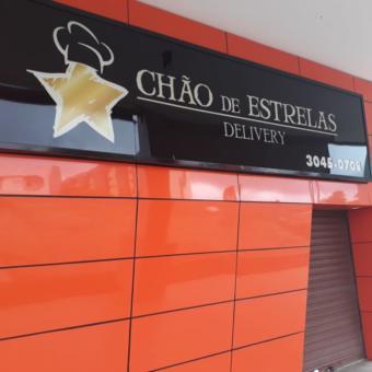 Chão de Estrelas Delivery, Pizzaria e Restaurante, Quadra 302 Norte, Bloco D, Comércio Brasília