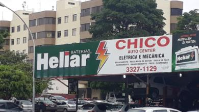 Chico Auto Center, Elétrica e Mecânica, regulagem eletrônica, alinhamento, troca de óleo, Quadra 703 Norte, Bloco B, Comércio Brasília