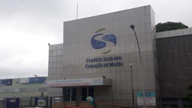 Colégio Sagrado Coração de Maria, Quadra 702 Norte, Comércio Brasília
