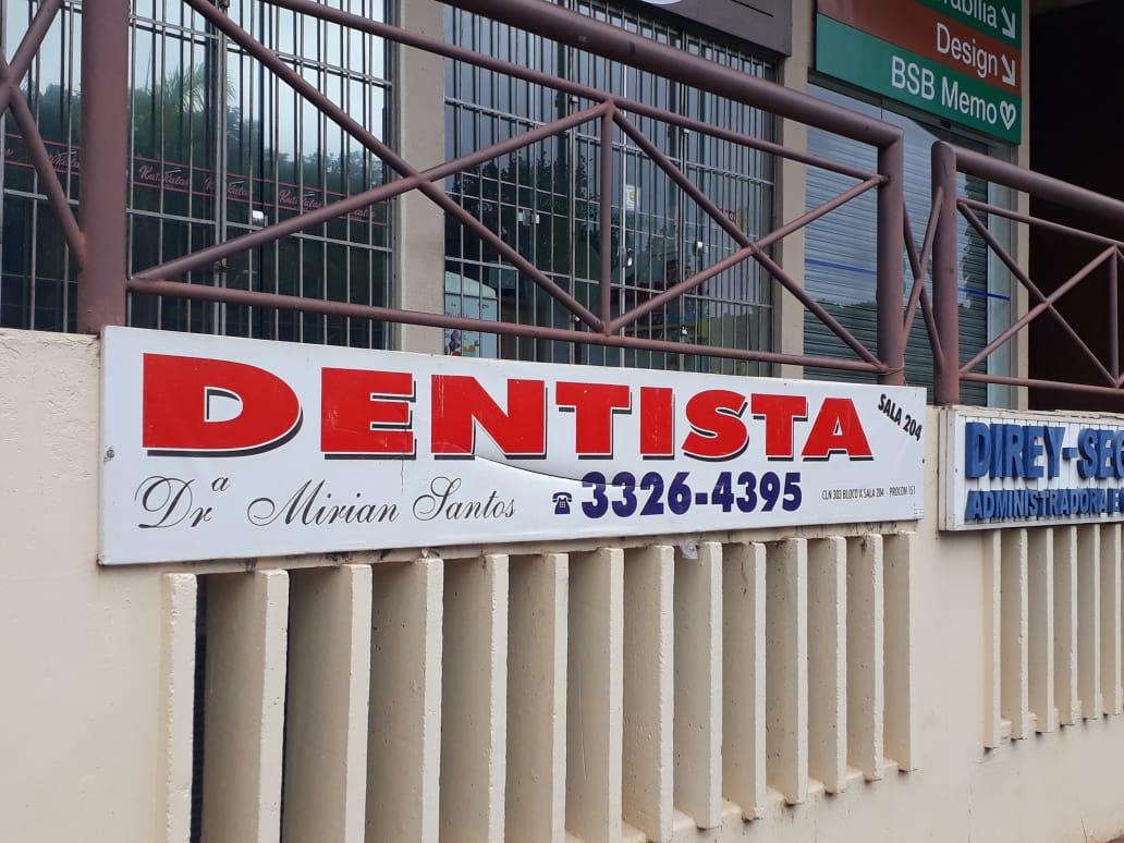 Dentista Dra Mirim Santos, CLN 303, Quadra 303 Norte, Bloco A, Comércio Brasília