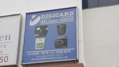Digi Card Relógio de Ponto, Quadra 302 Norte, Bloco C, Comércio Brasília