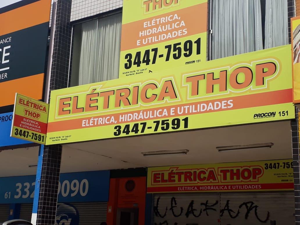 Elétrica Thop, Elétrica, Hidráulica e Utilidades