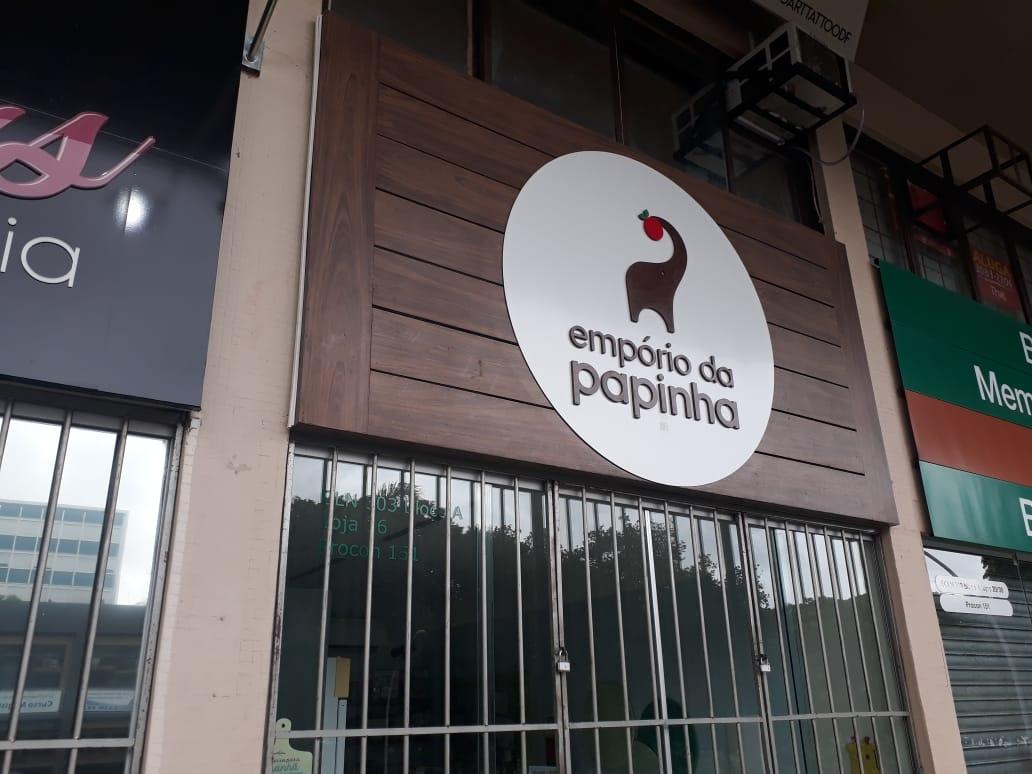 Empório da Papinha, CLN 303, Quadra 303 Norte, Bloco A, Comércio Brasília