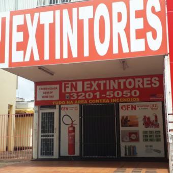 N Extintores, Quadra 703 Norte, Bloco G, W3 Norte, Asa Norte, Comércio Brasilia