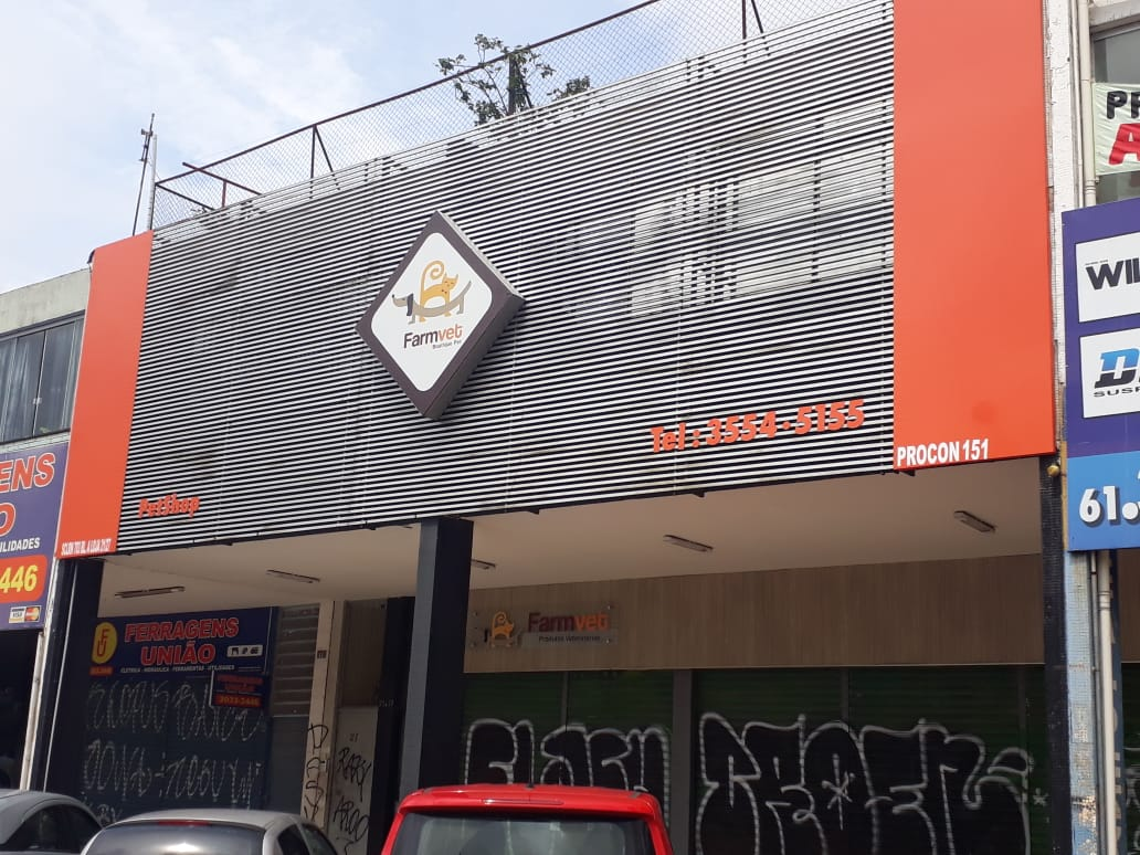 Farm Vet PetShop, Quadra 703 Norte, Bloco G, W3 Norte, Asa Norte, Comércio Brasilia
