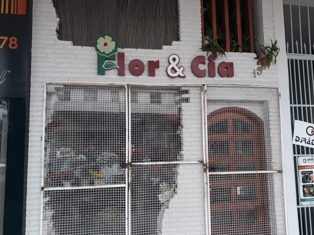Flor e Cia, Quadra 302 Norte, Bloco D, Comércio Brasília