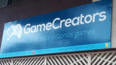 Game Creators, crie seus próprios games, CLN 303, Quadra 303 Norte, Bloco D, Loja 18, Subsolo, Comércio Brasília