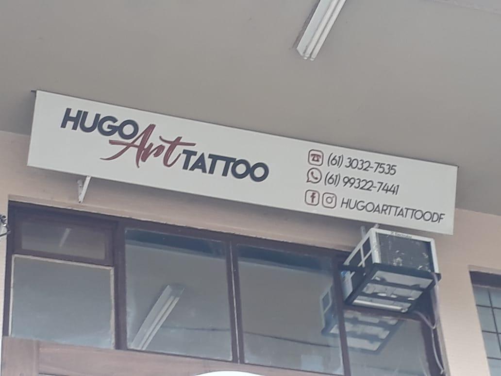 Hugo Art Tatoo, CLN 303, Quadra 303 Norte, Bloco A, Comércio Brasília