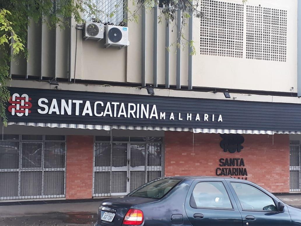 Malharia Santa Catarina, Quadra 702 703 Norte, Bloco E, Comércio Brasília
