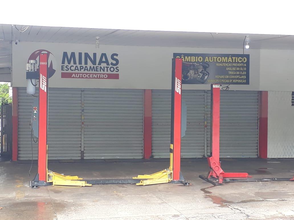 Minas Escapamentos, Alinhamento, balanceamento, suspensão, freio, troca de óleo, Cambio automático, Quadra 702 Norte, Bloco F, Asa Norte, Comércio Brasília.