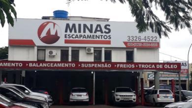 Minas Escapamentos, Alinhamento, balanceamento, suspensão, freio, troca de óleo, Quadra 703 Norte, Bloco C, Asa Norte, Comércio Brasília.