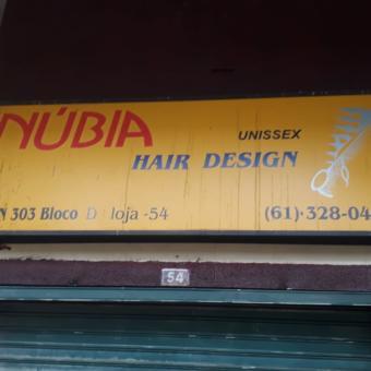 Núbia Hair Design Salão de Beleza Unissex, CLN 303, Quadra 303 Norte, Bloco D, Comércio Brasília
