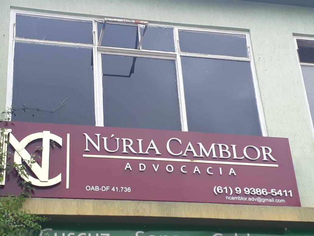 Núria Camblor Advocacia, SCLN 302, Quadra 302 Norte, Bloco B, Comércio Brasília