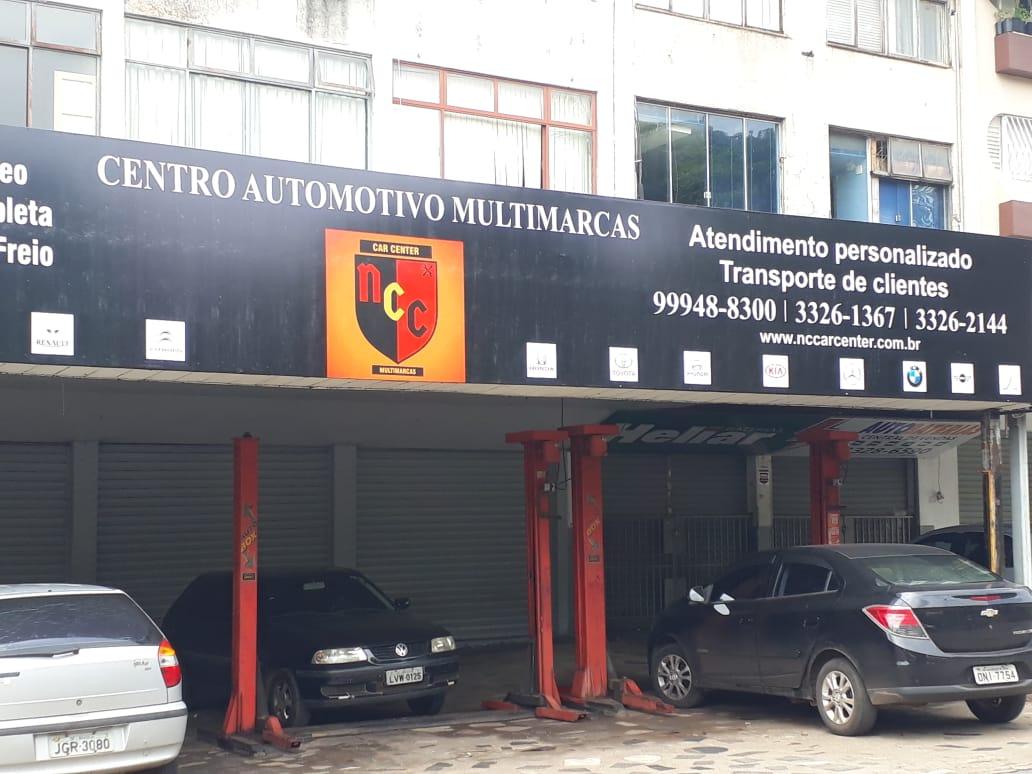 NCC Centro Automotivo Multimarcas, Quadra 702 Norte, Bloco F, Asa Norte, Comércio Brasília